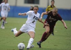 FIU Women's Soccer Player #2