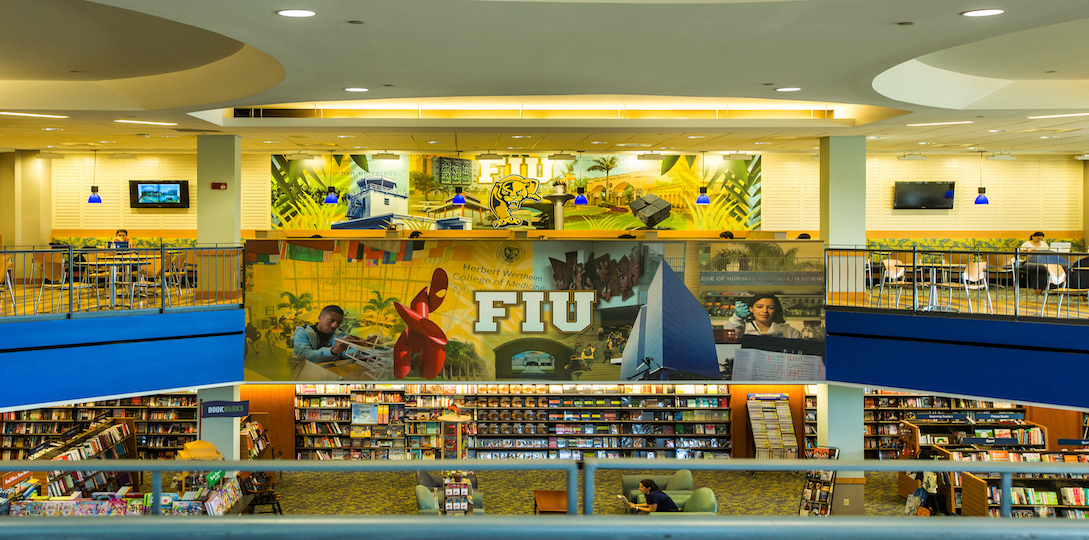 FIU Bookstore and Textbooks