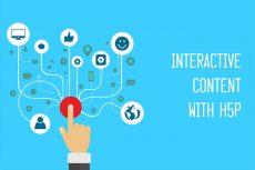 H5P Interactive Content