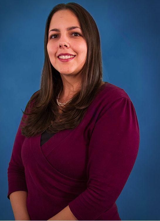 Rachel Ritchie, Professor and Director of Undergraduate Studies in Psychology