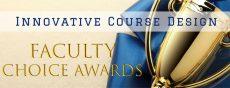 Innovative Course Design banner