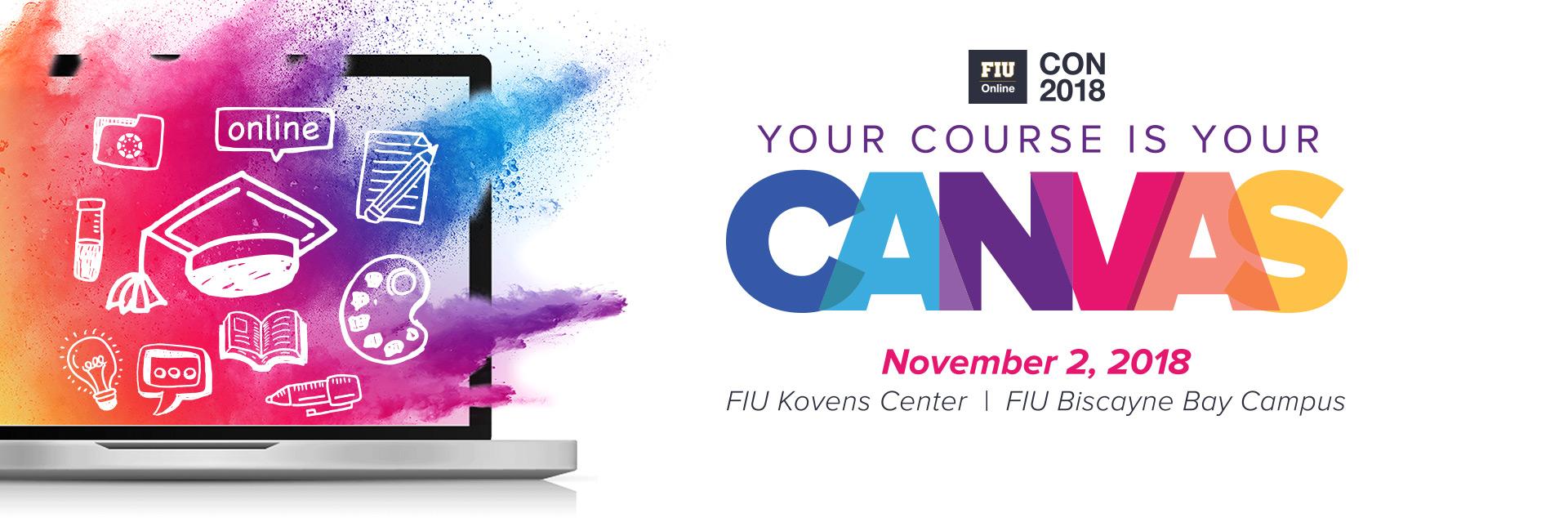 FIU Online Con 2018
