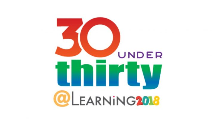 30 under 30 Learning 2018