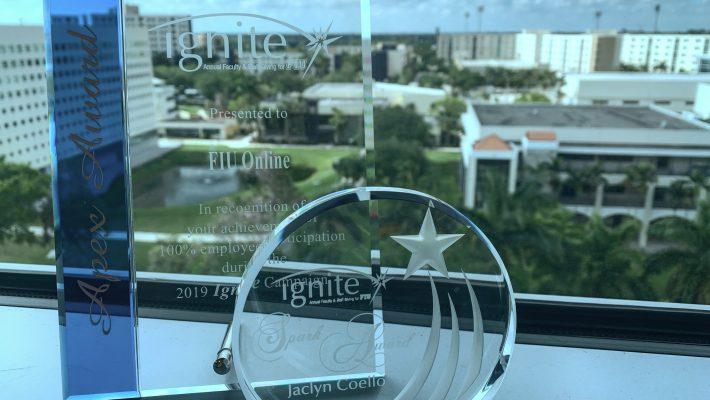 FIU Online Ignite Apex & Spark Awards