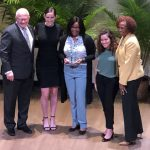 FIU Online Success Coaches Win Opportunity Award
