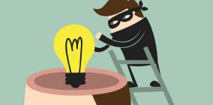 Stealing lightbulb idea