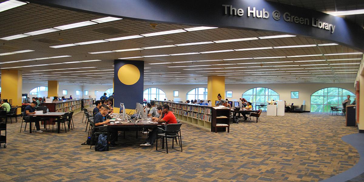 The Hub @ Green Library (MMC)