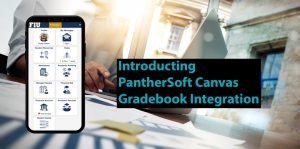 Introducing PantherSoft Canvas Gradebook Integration